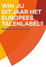 Win jij het Europees Talenlabel 2020?