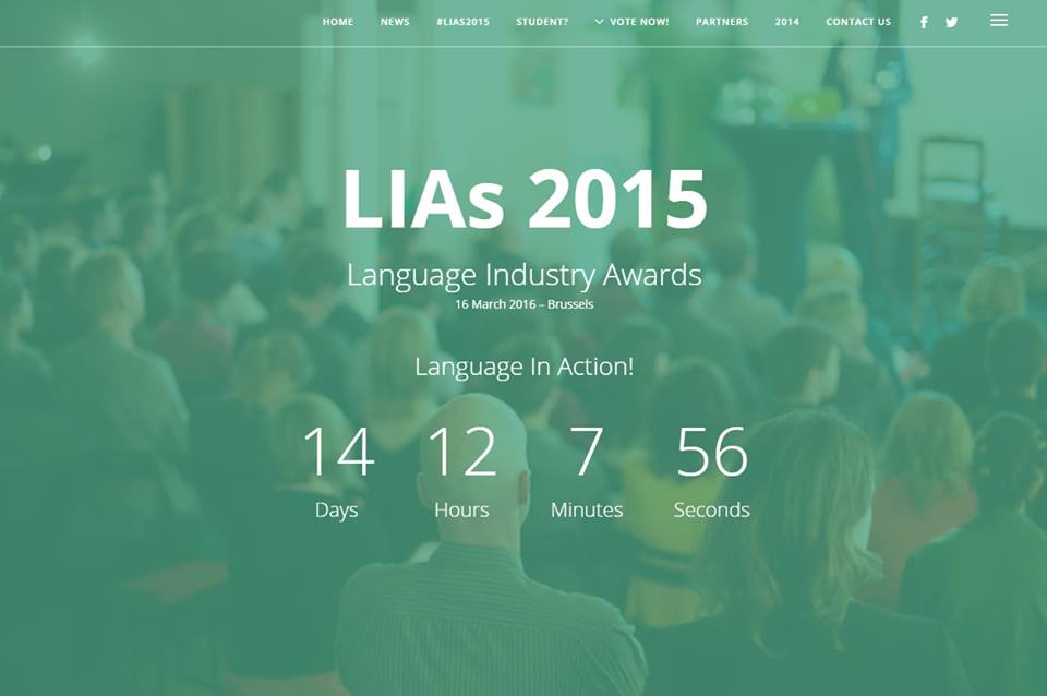 LIAS2015 De stemming is open!