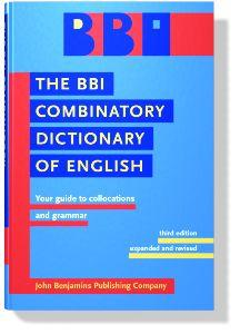 Nieuwe editie van 'The BBI Combinatory Dictionary of English' verschenen