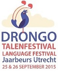 Drongo Festival in Utrecht op 25 en 26 september 2015