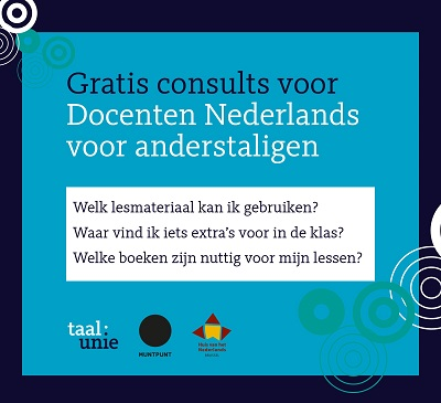 NVT-consults bij Taalunie in Brussel